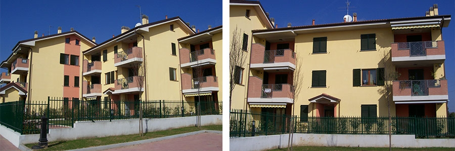 "Condominio ""La Fornace"" - via Guido Rossa 7"